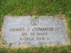 James T Cummiskey