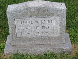 Eddie Wayne Baird