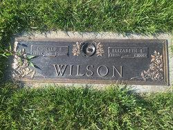 Elizabeth Louise <I>Green</I> Wilson