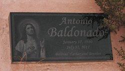 """Antonio """"Tony"""" Baldonado"""