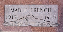 Mable French