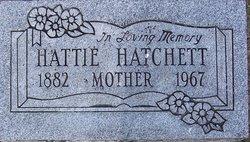 Hattie Hatchett