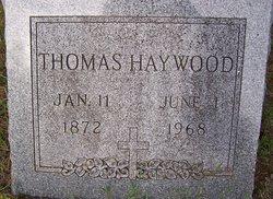 Thomas Haywood