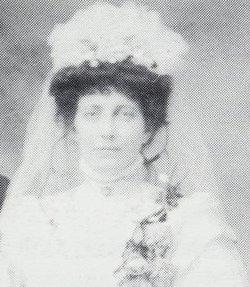 Lena Wilhelmina Fredericka <I>Nolte</I> Beck