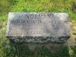 William Eugene Norman