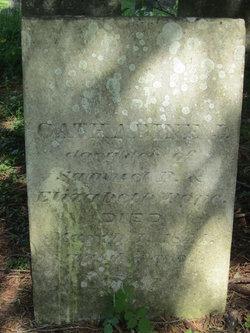 Catherine T Pope