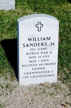 William Sanders, Jr