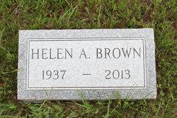 Helen Ann <I>Melioris</I> Brown