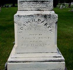 Adam William H. Baker