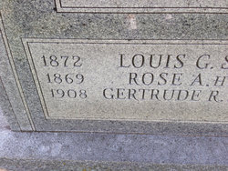 Gertrude Rose Stavely