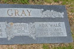 Ada Lilly <I>Walk</I> Gray