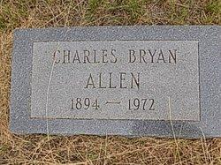 Charles Bryan Allen, Sr