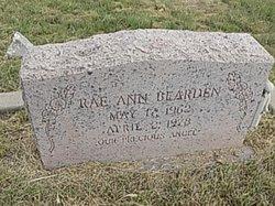 Rae Ann Bearden