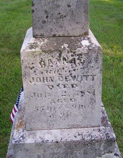 Hannah A. <I>Poor</I> DeWitt