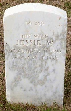 Jessie W Binns