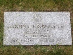 "John J. ""Cap"" Crowley, Jr"