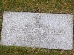Claire Jeanne <I>Steele</I> Cunha