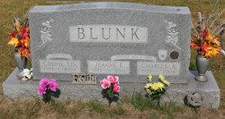 Jeanne Eva <I>Crawford</I> Blunk
