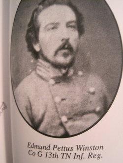 Edmund Pettus Winston (1836-1901) - Find A Grave Memorial