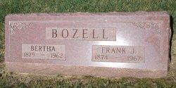 Bertha <I>Dodd</I> Bozell