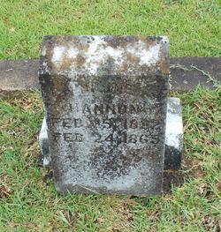 Caroline S <I>Franklin</I> Hannon