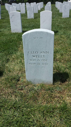 Cleo A <I>Sherman</I> Wells