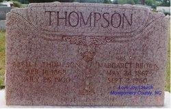 "Archie Phillip ""Arch"" Thompson"