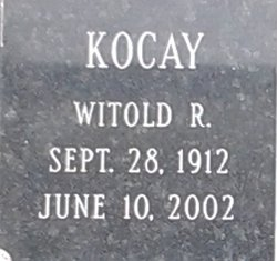 Witold R. Kocay