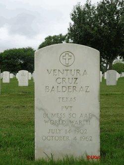 Ventura Cruz Balderaz