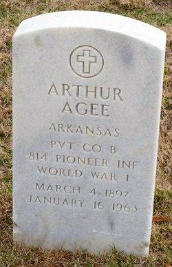 Arthur Agee