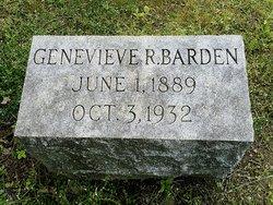 Genevieve R Barden
