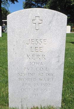 Jesse Lee Kerr