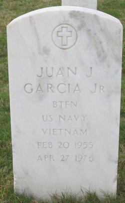 Juan Jose Garcia, Jr