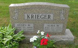 Henry W. Krieger
