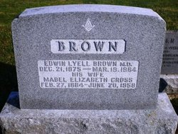 Dr Edwin Lyell Brown