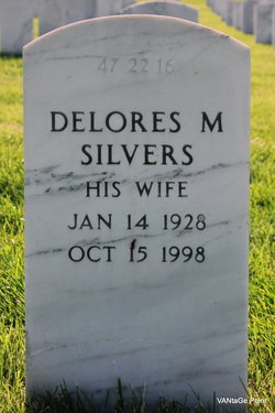 Delores Marie <I>Woodward</I> Silvers
