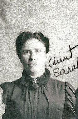 Sarah Plisse <I>Cain</I> Kinney
