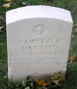 PVT Samuel John Baxter