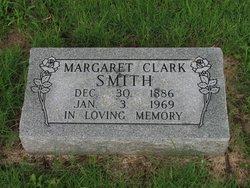 Margaret <I>Clark</I> Smith