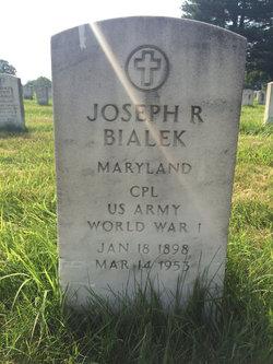 Joseph R Bialek