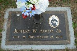 Jeffery Wayne Adcox, Jr