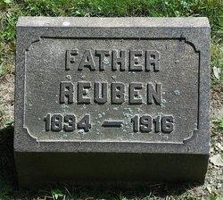 Reuben Hafleigh
