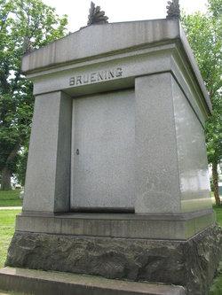 Emma M <I>Hermann</I> Bruening