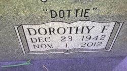 "Dorothy Frances ""Dottie"" <I>Gilley</I> Norton"