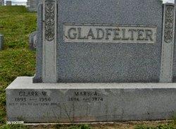 Mary Ann <I>Glatfelter</I> Gladfelter