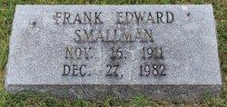 "Francis Edward ""Frank"" Smallman, Sr"