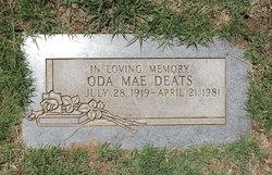 Oda Mae Deats