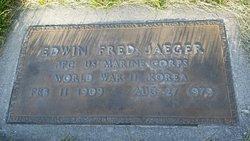 Edwin Fred Jaeger
