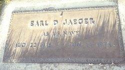 Earl D Jaeger