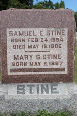 Mary Susan <I>Piper</I> Stine